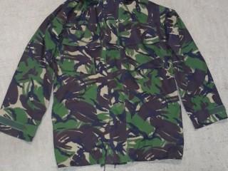 Мембранная непромокаемая куртка армии Великобритании DPM