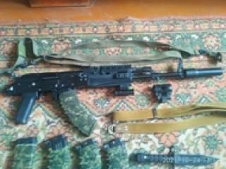 АКМ 107, Страйкбольное снаряжение.